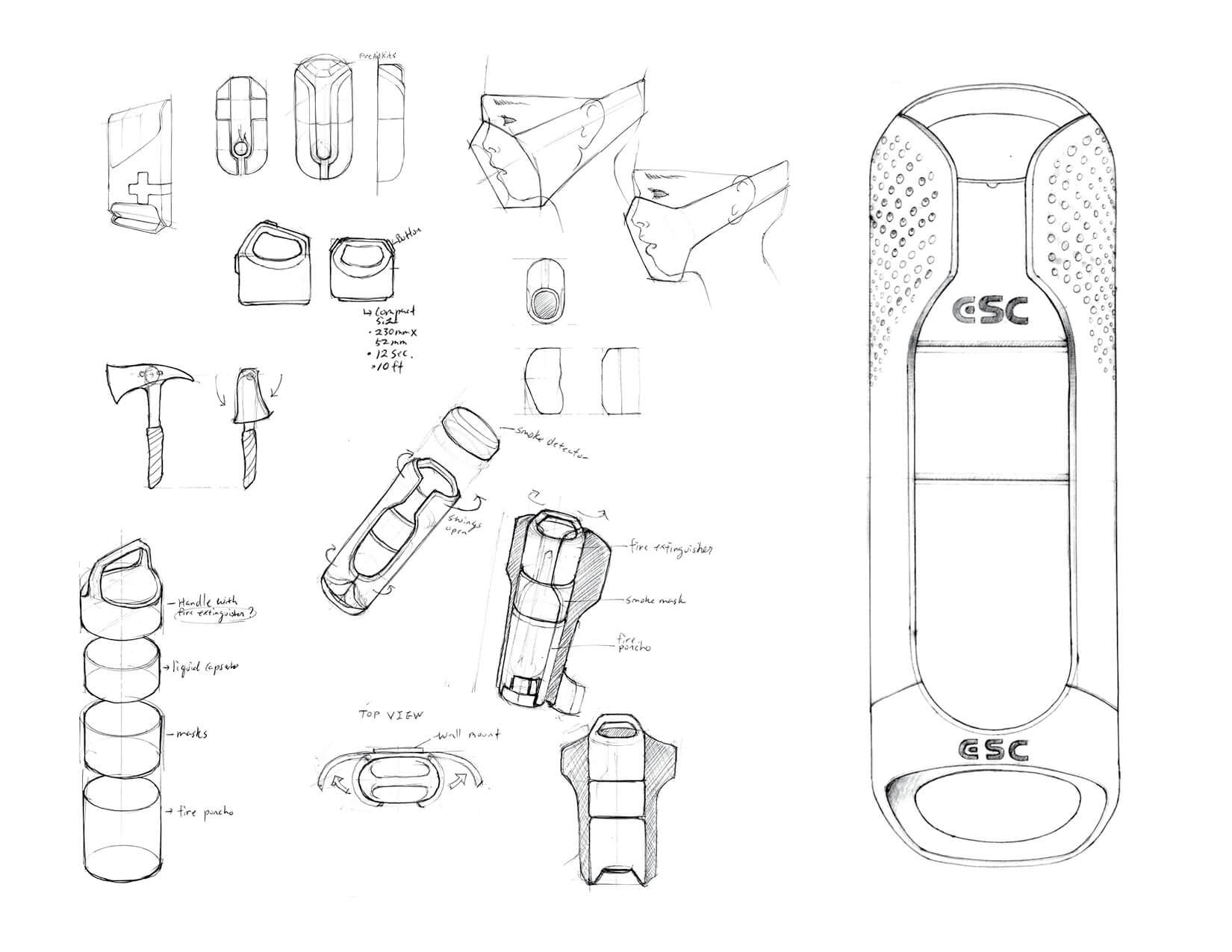 The Fire ESC Kit