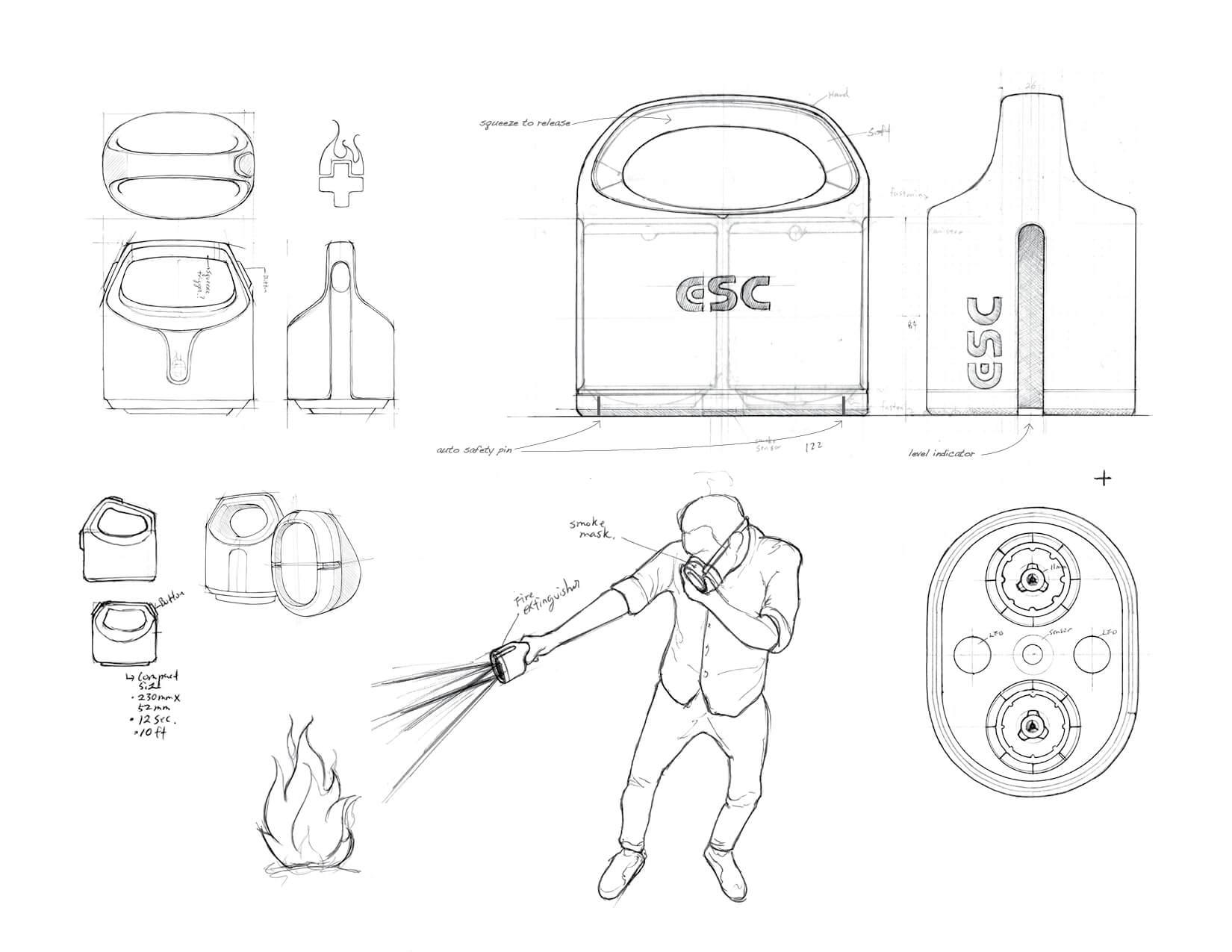 The Fire ESC Kit2